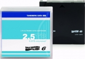 Cartridge Tandberg LTO6 2.5TB-6.25TB