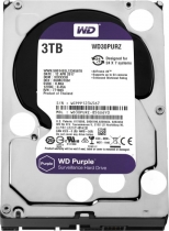 3TB 3.5 Zoll HDD SATA3 Western Digital Purple WD30PURZ