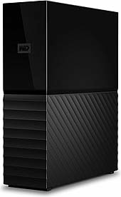 WD HDex 3.5' USB3 4TB My Book black