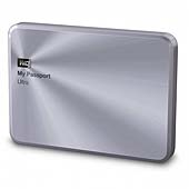 WD HDex 2.5 USB3 3TB My Passport Ultra Silver