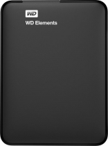 WD HDex 2.5 USB3 1TB Elements Portable black