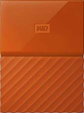 WD HDex 2.5' USB3 3TB My Passport (new) Orange