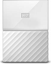 WD HDex 2.5 USB3 1TB My Passport White
