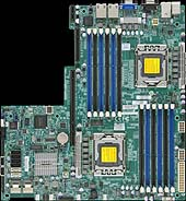 Płyta Główna Supermicro X9DBU-IF 2x CPU LGA 1356 Ultra Architecture SATA only