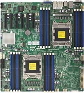 Płyta Główna Supermicro X9DRD-EF 2x CPU Datacenter Optimized SATA only
